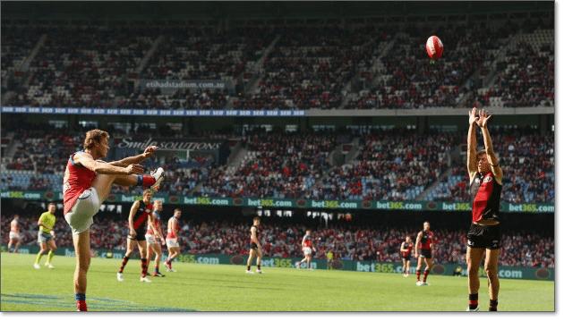 AFL goal