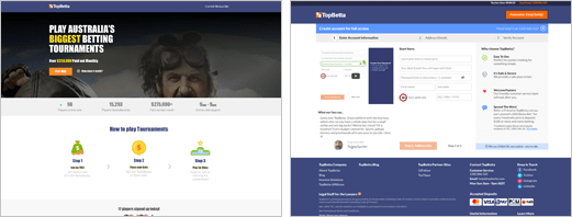 topbetta online bookmaker review