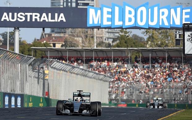 2016 F1 GP