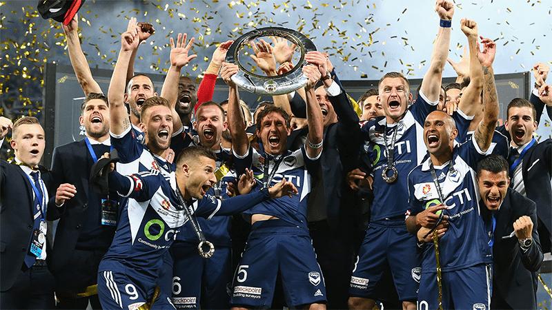 A-League premiership