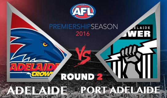 AFL Adelaide vs Port Adelaide
