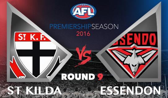 AFL round 9