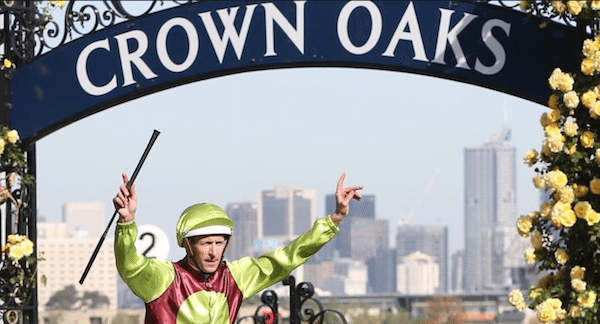 Crown Oaks betting Australia