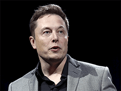 Elon Musk played a large part in developing Paypal.