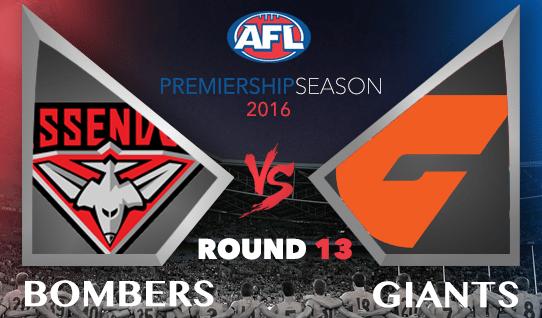 AFL Round 13