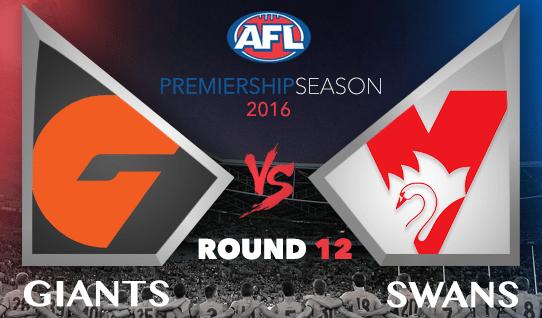AFL round 12
