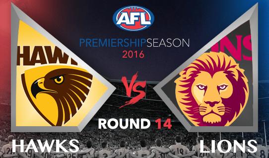 AFL Round 14