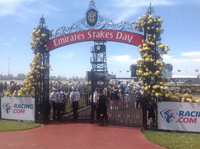 Emirates Stakes day Australia