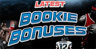 Online sports betting bookie bonuses