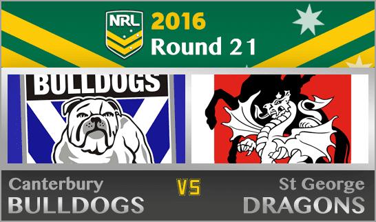 NRL Round 21