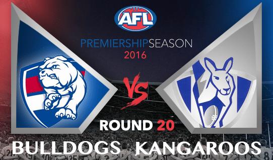 AFL Round 20