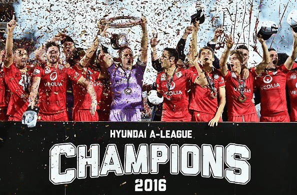 Adelaide United champions