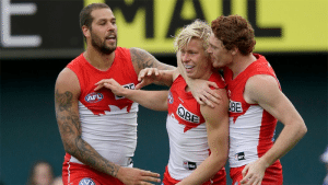 The Sydney Swans are the most popular team to bet on in NSW