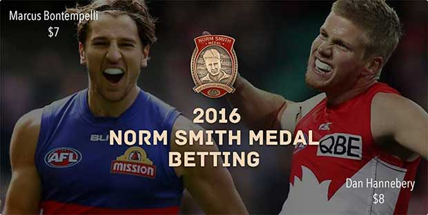 Norm Smith medal 2016