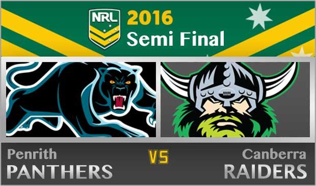 NRL semi final