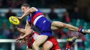 Matthew Boyd betting Western Bulldogs
