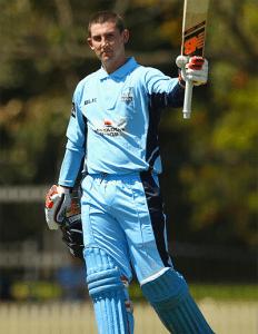 Nic Maddinson NSW Blues