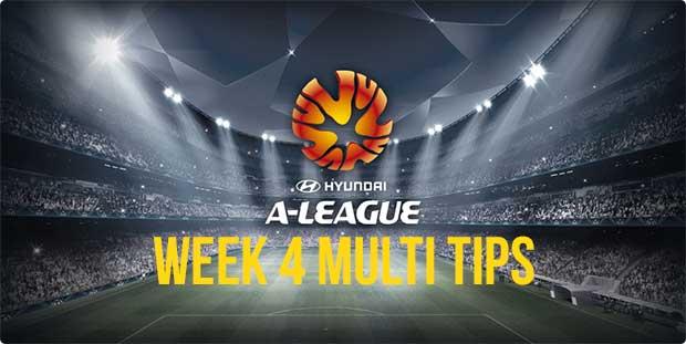 A League week 4 multi