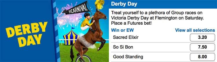 Derby Day 2016