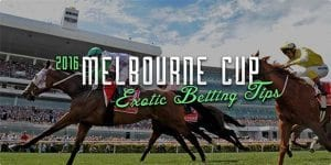 Melbourne Cup exotic betting
