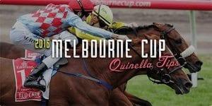 Melbourne Cup Quinella Tips