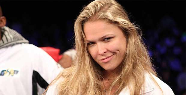 Ronda Rousey return