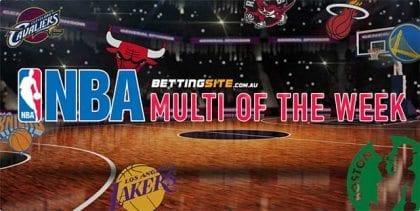 NBA betting for Australians