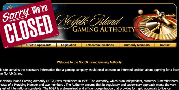 Norfolk Island Gaming Authority