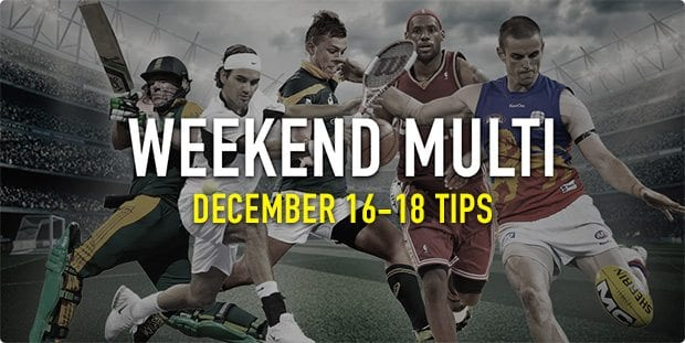 Weekend Dec 16-18 multi