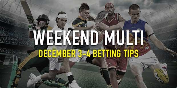 Weekend Multi December 2-3