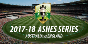 Ashes betting and odds 2017/18