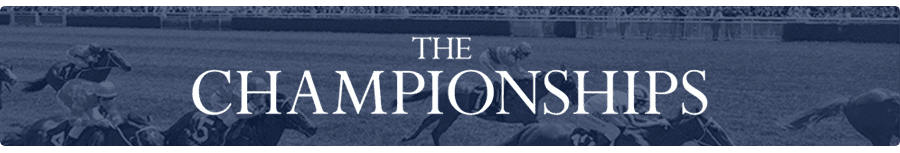 the championships horse racing betting and odds