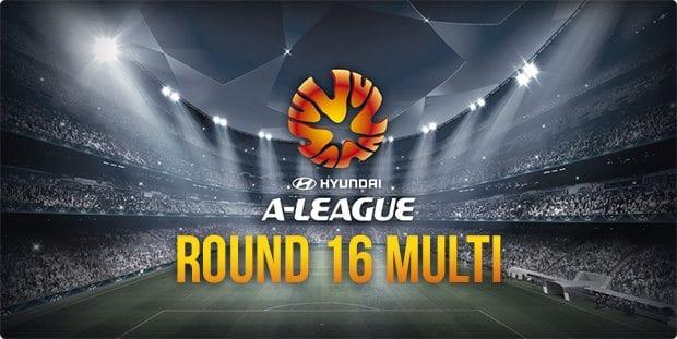 Round 16 A-League multi