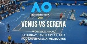 Venus vs. Serena women's final