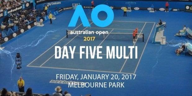 Day 5 multi bet selections