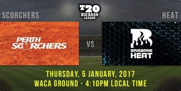2016-17 T20 Big Bash League