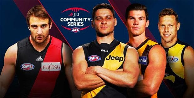 AFL JLT Community Series
