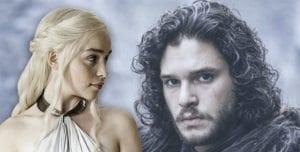 Khaleesi and Snow