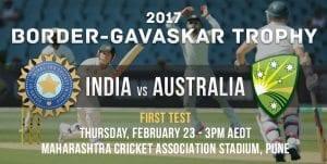 2017 Border-Gavaskar Trophy