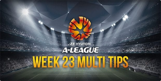 A-League multi Round 23
