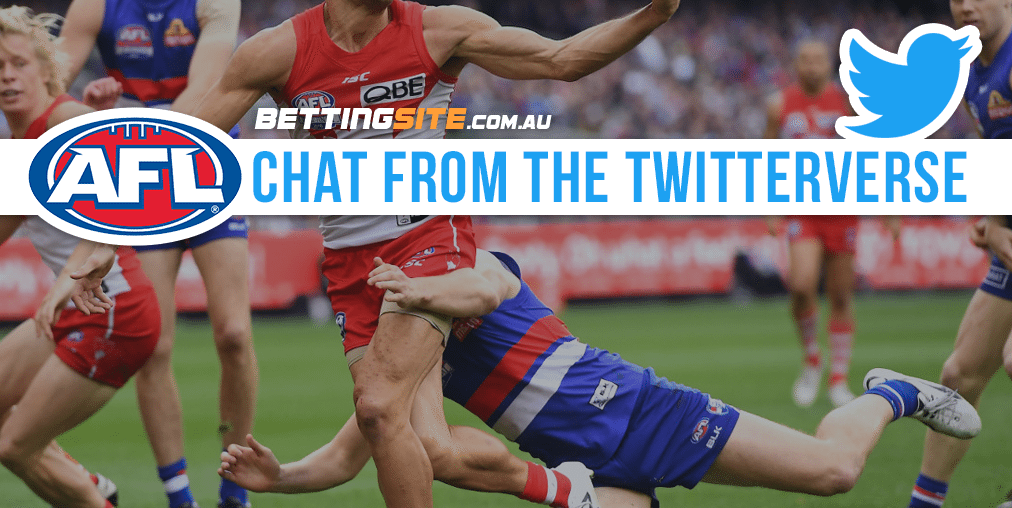 AFL Twitter chat