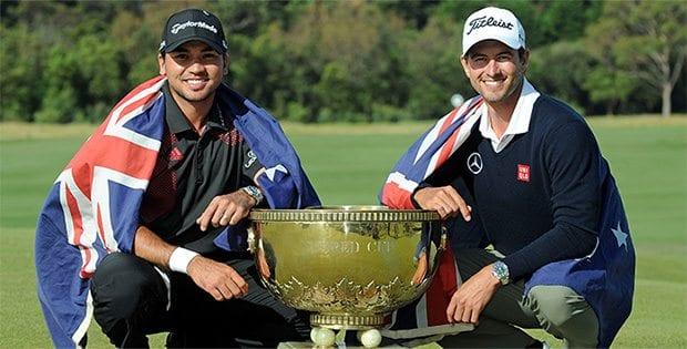 Best Australian golfers
