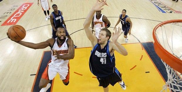 NBA upsets