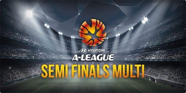 A-League semi finals multi
