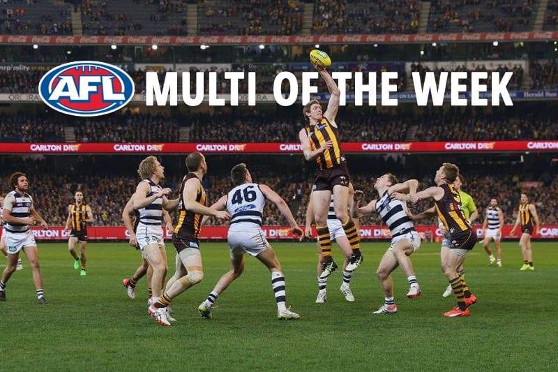AFL multi bet of the week