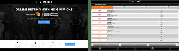 Centrebet free betting proline sports betting alberta
