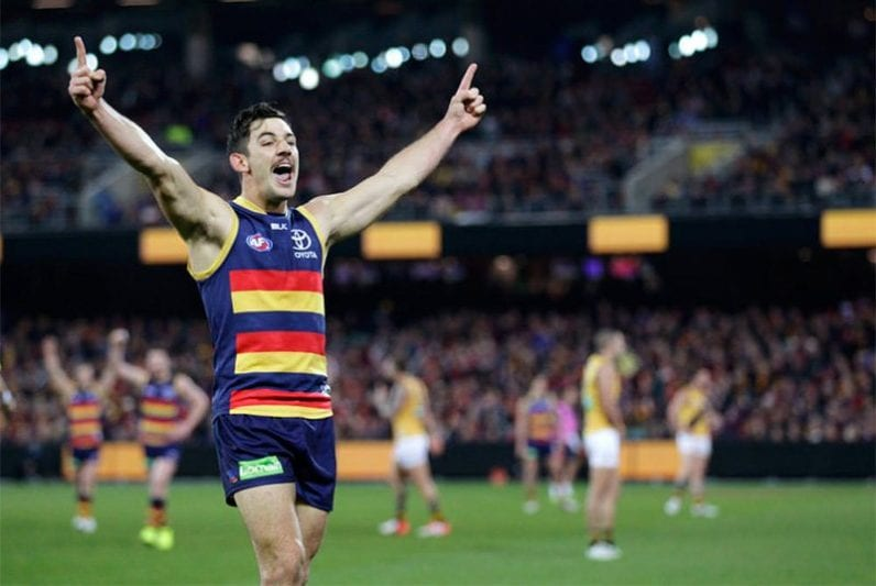 Adelaide odds for AFL