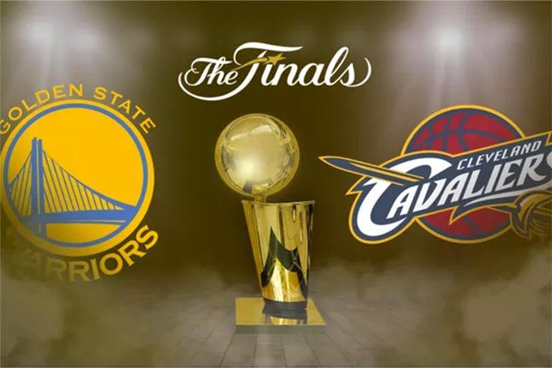 NBA Finals series odds, tips and Warriors vs. Cavaliers ...