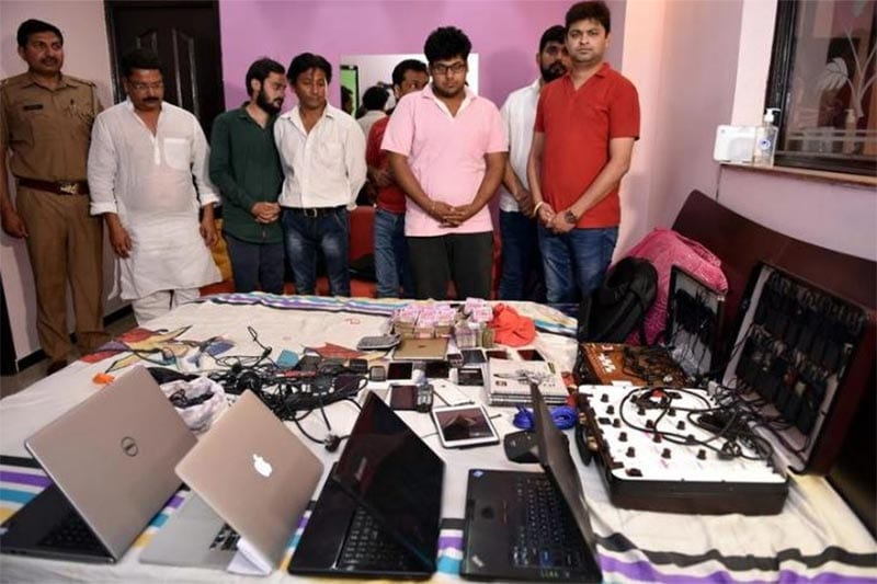 Seven Indian bookies arrested over cricket betting racket