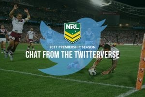 NRL Twitter recap